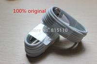 100pcs/lot 100% Genuine USB Data Sync Charger Cable Lead For Apple iPad 4 ipad Mini iPhone6 5 5C 5S Original Cable IOS 8.0