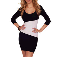 Manufacturers wholesale club dress aliexpress uk sexy club clothes formal dresses for women S M L Dropship RYT485