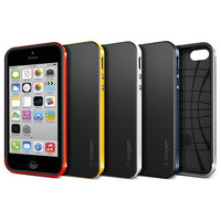 Bumblebee Spigen SGP Neo Hybrid Dual Protection Cover Case For Apple IPhone 5C phone case cover