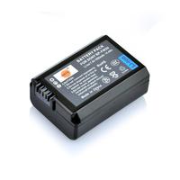 DSTE NP-FW50 FW50 Battery with Free Cleaning Cloth for Sony NEX-5, NEX-5N, NEX-5R, NEX-5T, NEX-6, NEX-7, NEX-C3, NEX-F3, SLT-A33