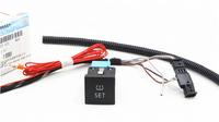 Volkswagen VW Golf MK6 Jetta MK5 MK6 Original Tire Pressure Monitoring Warning TPMS Switch SET Button With Wire