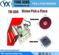 Good Sale 2014 New SMT BGA Use Camera SMT Vision Pick n Place TM800 Machine