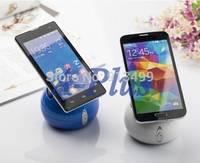 3pcs/lot High Quality Mini Subwoofer Wireless Bluetooth Speaker Music Player Mic TF/FM Radio Stand For Smartphone/PC SV008045