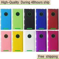 Hybrid Plastic Hard Case Cover For Nokia Lumia 830 Free Shipping