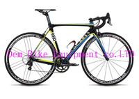 Free Shipping !! 2014 RFM008 De Rosa D5  carbon road bike  frame carbon frame of  mtb look 695 multicolor  choice