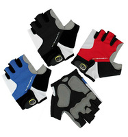 hot selling !ROSWHEEL Summer Bike Bicycle Half Finger Cycling Outdoor Sports Gloves for Men & Women in 3 Colors Size M/L/XL