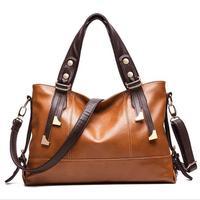 New Women Handbag Lichee Pattern Shoulder Bags Tote Hot Bolsas Crossbody Bag Fashion Women Messenger Bags Women Leather Handbag