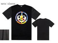 New arrival men's t-shirt Leisure short sleeve hip hop street wear male brand design print tee shirt clothing for summer