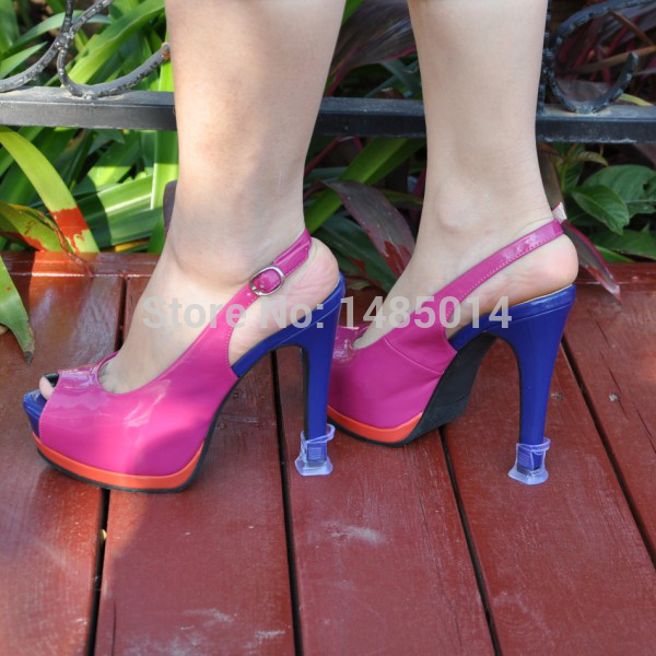 Newest shoe heel protectors in stock with low price(China (Mainland))