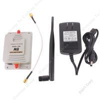 Free Shipping!37dbm 5W WiFi Wireless LAN Broadband Router Signal Booster Amplifier 37dBm 2.4G