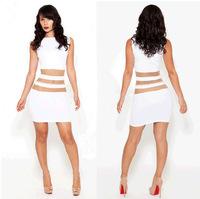 Manufacturers supply sexy club dress vestidos femininos bodycon dress S M L Dropship RYT458