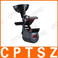 3.5mm AUX Phone GPS Holder Mount Stand Car FM Transmitter Modulator w/ Speaker