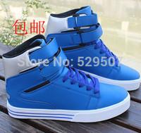 Male women's shoes high-top shoes men's fashion lovers shoes skateboarding shoes fashion casual shoes hip-hop shoes sneaker