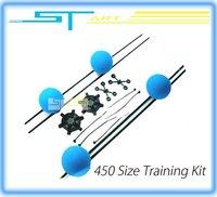 Whoesale - ST Model Carbon Fiber Training kit rc helicopter anti-crash for trex 450 st450v2 8005 9053 RTF rc heli supernova sale