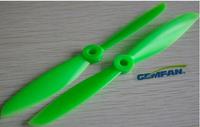 "Green 6x4.5""  Multirotor Propellers 6045 6045R ; 10 Pair//20pcs Free Shipping"