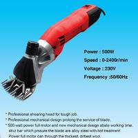 Powerful 500W Professional Sheep Clipper - Speed Adjustable 230V Eu plug