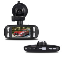 "FREE SHIPPING Full 1080P HD 25FPS G1W 2.7"" LCD Car DVR Camera Recorder With G-sensor Night Vision"
