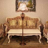 Free shipping floor lamp European creative fashion American floorlamp sitting room