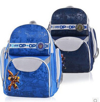 Optimus Prime Bumble Bee Transformers bags for boys backpacks children school bags black blue 2014 new mochilas T422