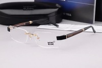 eye glasses frame MB244 optical frame women and men frame glasses brand rimless oculos glasses frame