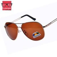 New 2014 Men Polarized Polarized High Quality Metal Driver Sunglasses UV 400 Goggles Reduce Glare Top Mens Sunglasses