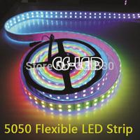 IC1812.Epistar LED RGB5050 LED Strip.DC12V.IP67