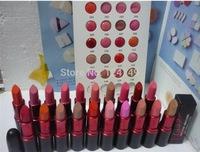 New lustre lipstick rouge Lipstick 20 colour with English name (8pcs/lot)