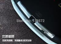 IX25 Stainless Steel Rear Bumper Protector Sill Trunk Tread Plate Trim Hyundai ix25 2014 2015