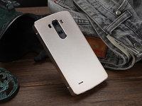 No Screw Ultra-Thin Metal Aluminum Matte Housing Case for LG Optimus G3 D830 D850 D851 Mobile Phone Protective Cover