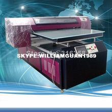 [K-PRINT] 6 Years Experience-NEW ARRIVALA0 Size Print Area 1118mm*1300mm LED UV Printer,White Ink Printer,Big Format UV PrinterF