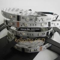 HOT 16.4F 5M Dream Color DC 12V 6803 IC 150 LED Strip Light 5050 RGB 133 Color Change 5050 SMD Dream Color LED Light Strip