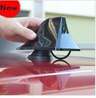 Free shipping! Hyundai Veracruz Newest design special with blank radio shark fin antenna signal shark fin with 3M adhesive