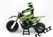 Free Shipping ZD 1/5 Brushless Electronic gyroscope  Scale RC Bike Motorcycle Brand New Rc gift(China (Mainland))