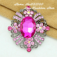 Comfortable Glass Broach Faddish Glass Brooch Pretty Glass Embellishments Best Glass Brooch For Nice Girls PLDR0019