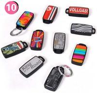 Key Finder Locator Lost Keys Chain Keyring Whistle Sound Seeker Keychain Remote