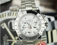 Free shipping Roles full-automatic mechanical man watches sapphire mirror waterproof movement wrist watch