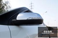 IX25 ABS Chrome Rearview Mirror Cover TrimHyundai ix25 2014 2015