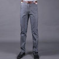 2014 new spring/summer men's soild casual pants slacks formal business casual pants
