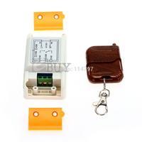 30PCS/LOT AC220V 1CH Wireless RF Remote Control Switch Transmitter+Receiver 315Mhz/433Mhz
