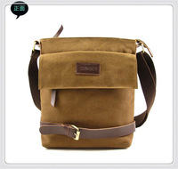 2014 fashion hot High Quality Men Messenger Bags Men Travel outdoor Canvas students Men's sports riding pockets gym bag purses