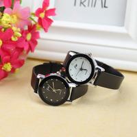 TyanLo 2014 new arrivel Fashion Ladies PU Leather High-Quality Quartz Watch Free shipping&Wholesale