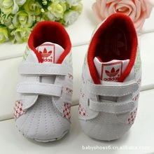 Fashion baby shoes first walkers sneakers comfortable shoes free shipping 656(China (Mainland))