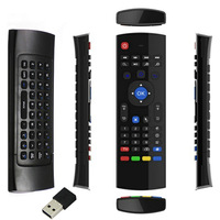 Popular 2.4G Wireless Remote Control Keyboard Air Mouse For XBMC Android TV Box Tonsee
