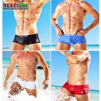 Free Shipping!!-Man Swinwear Trunks/ Swim Trunks/ Man Sexy Beachwear/ Trunks Swimwear for Man (N-372)