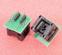 Hot Sale SOP8 to DIP8 EZ Programmer Adapter Socket Converter Module With 150mil 1 pcs