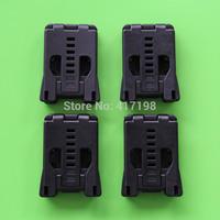 4pcs/lot, Large Tek-Lock Belt Clip For Knife Kydex Sheath/Holster, W/ screw, Free shipping
