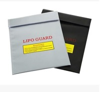 Lithium battery protection bag explosion-proof bag electric explosion-proof bag big/small for DIY quadcopter Lithium battery