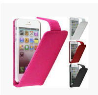 2014 Free Shipping Special  Vertical Up Down Open Flip Leather Case Cover For  Explay Hit Phone