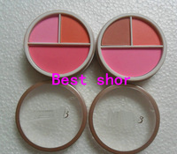 Free Shipping hot sale New 3clors blush (6pcs/lot)