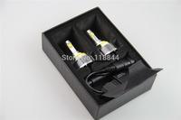 1set 2014 2nd Gen 40W 4800LM Set Auto Cree LED Headlight Kit Lamp 20W Bulbs H1 H3 H7 xenon hid Free Shipping